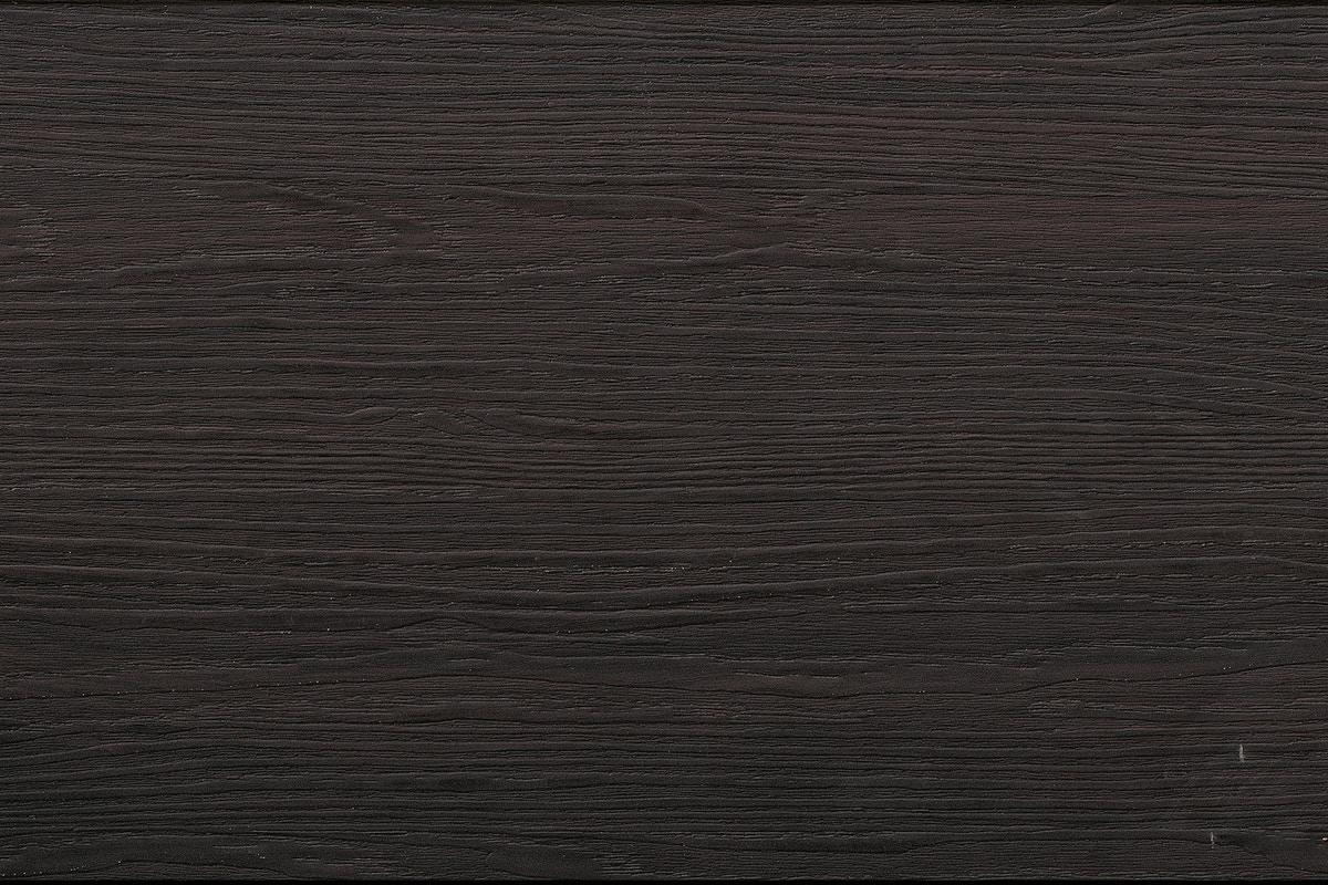 chêne décapé noir