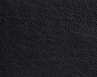 rembourrage en cuir noir